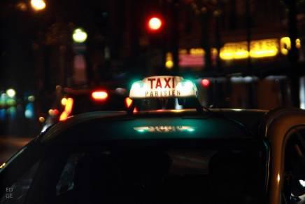 taxi-parisienne